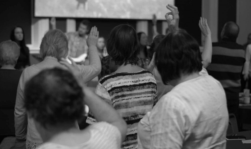 Generations Church Services Header