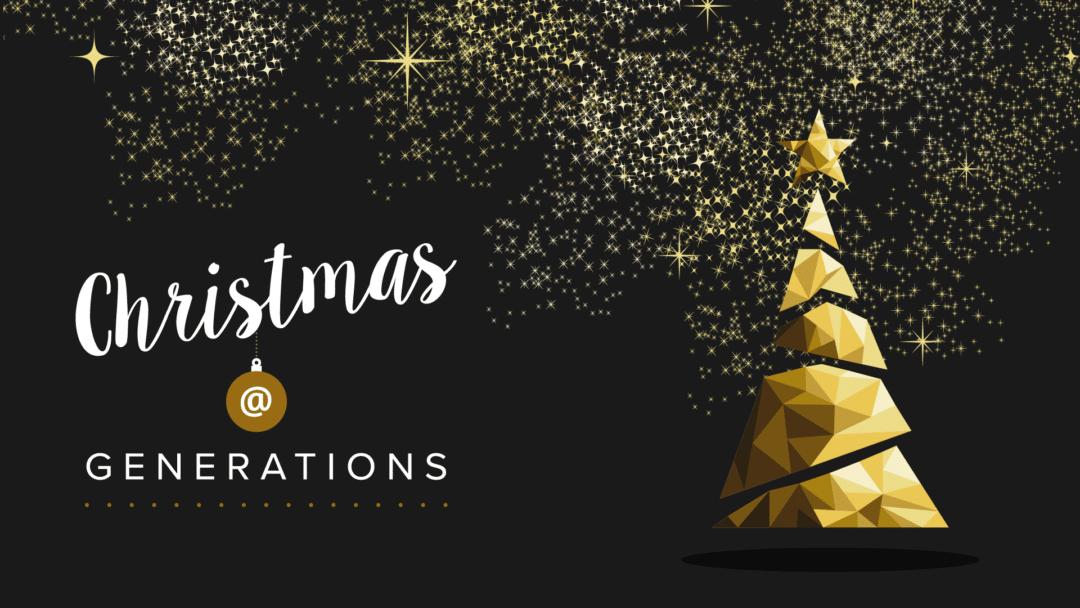 Christmas @ Generations Church