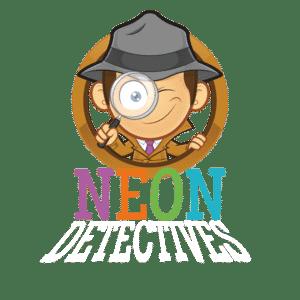 Neon Detectives Logo