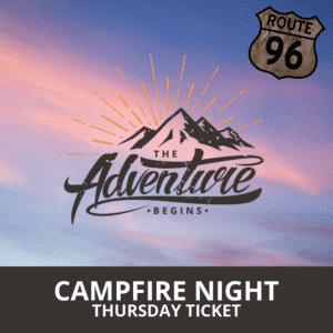 R96 Thursday Ticket