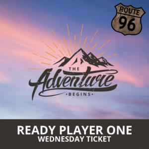 R96 Wednesday Ticket