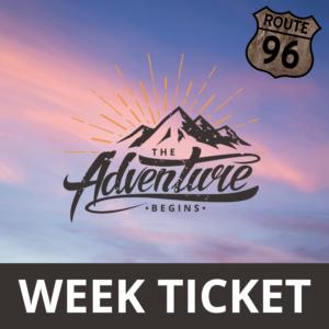 R96 Week Ticket
