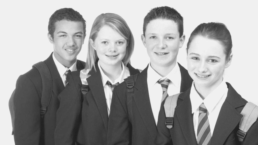 School Uniform Children